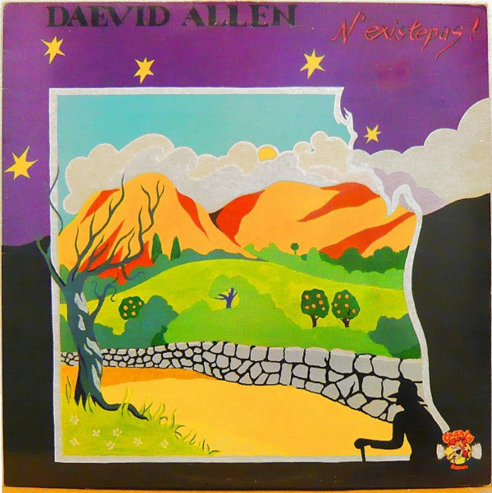 N'existe pas! by ALLEN, DAEVID album cover