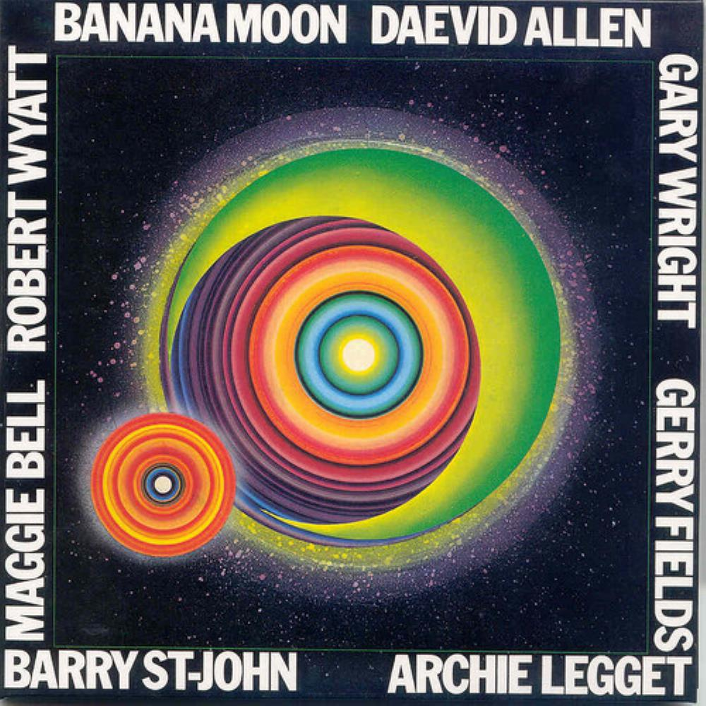 Daevid Allen Banana Moon album cover