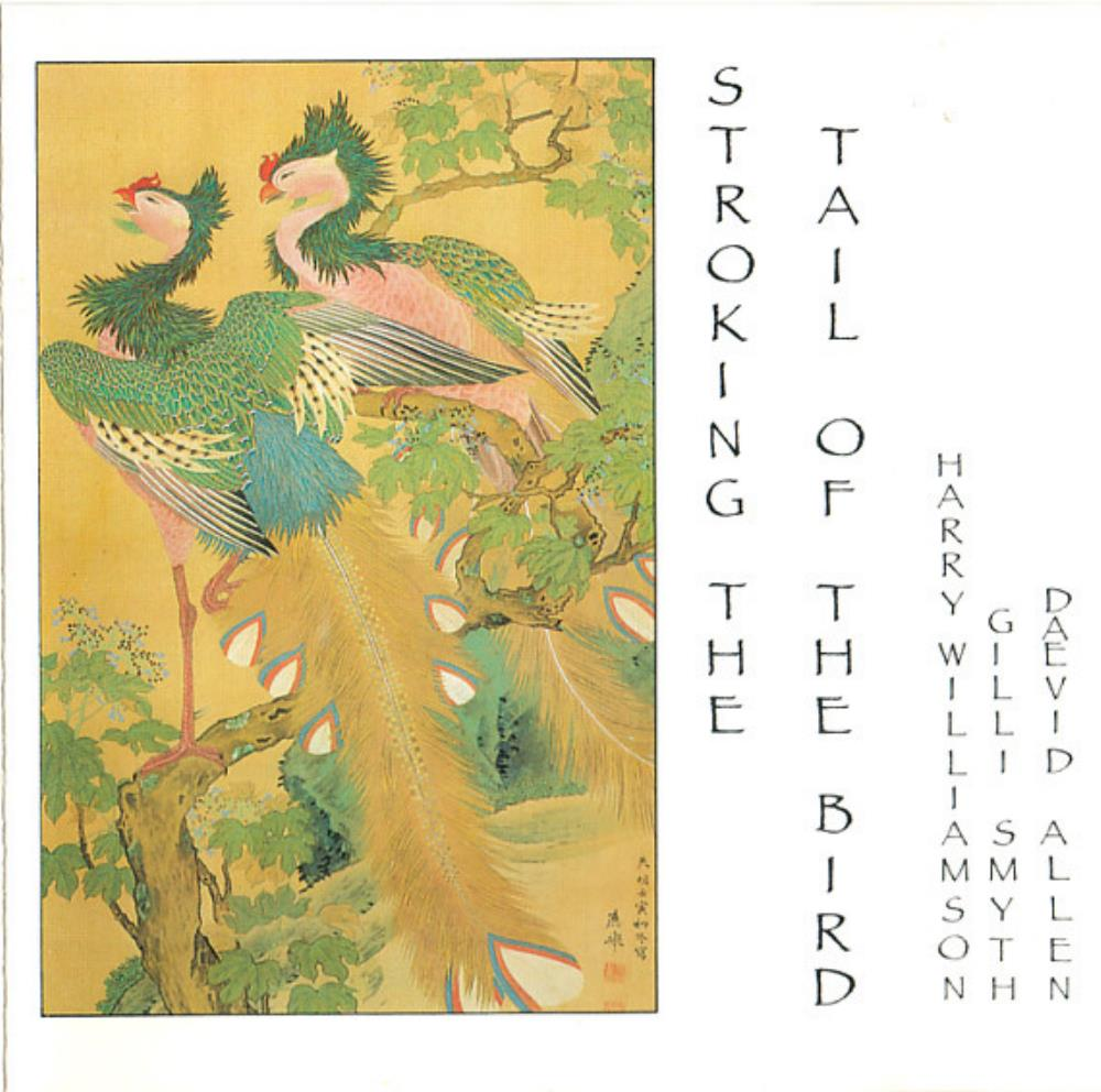 Daevid Allen, Gilli Smyth & Harry Williamson: Stroking The Tail Of The Bird by ALLEN, DAEVID album cover