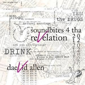 Daevid Allen Soundbites 4 Tha ReVelation album cover