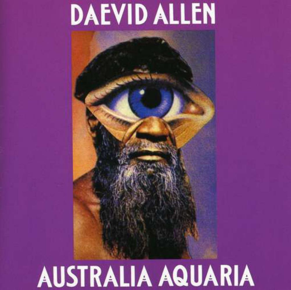 Daevid Allen Australia Aquaria / She album cover