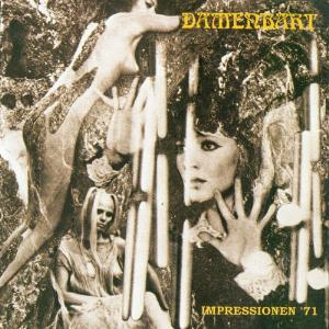 Damenbart - Impressionen '71 CD (album) cover