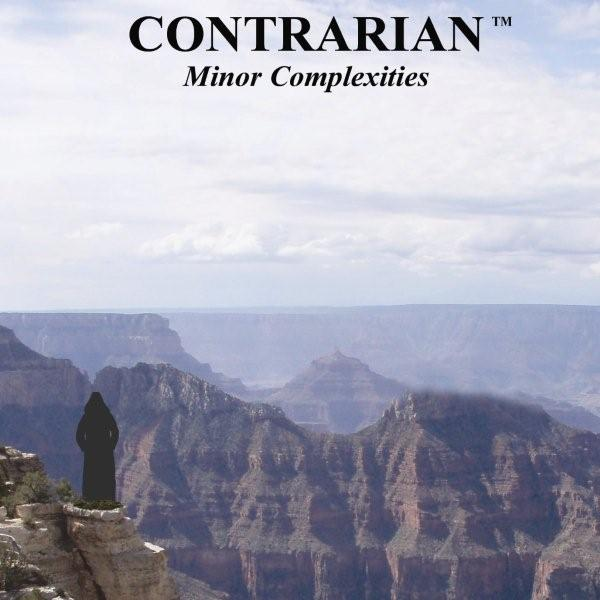 Contrarian - Minor Complexities CD (album) cover