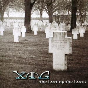 The Last Of The Lasts by XANG album cover