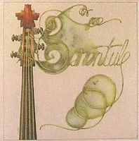 Tarentule - Tarentule CD (album) cover