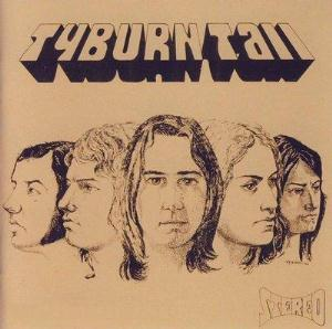 Tyburn Tall - Tyburn Tall CD (album) cover