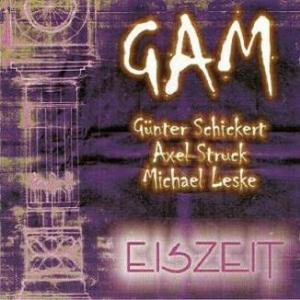 Gam - Eiszeit CD (album) cover