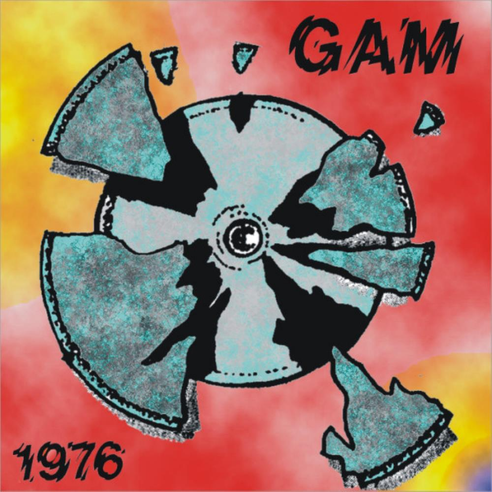 1976 by GAM album cover