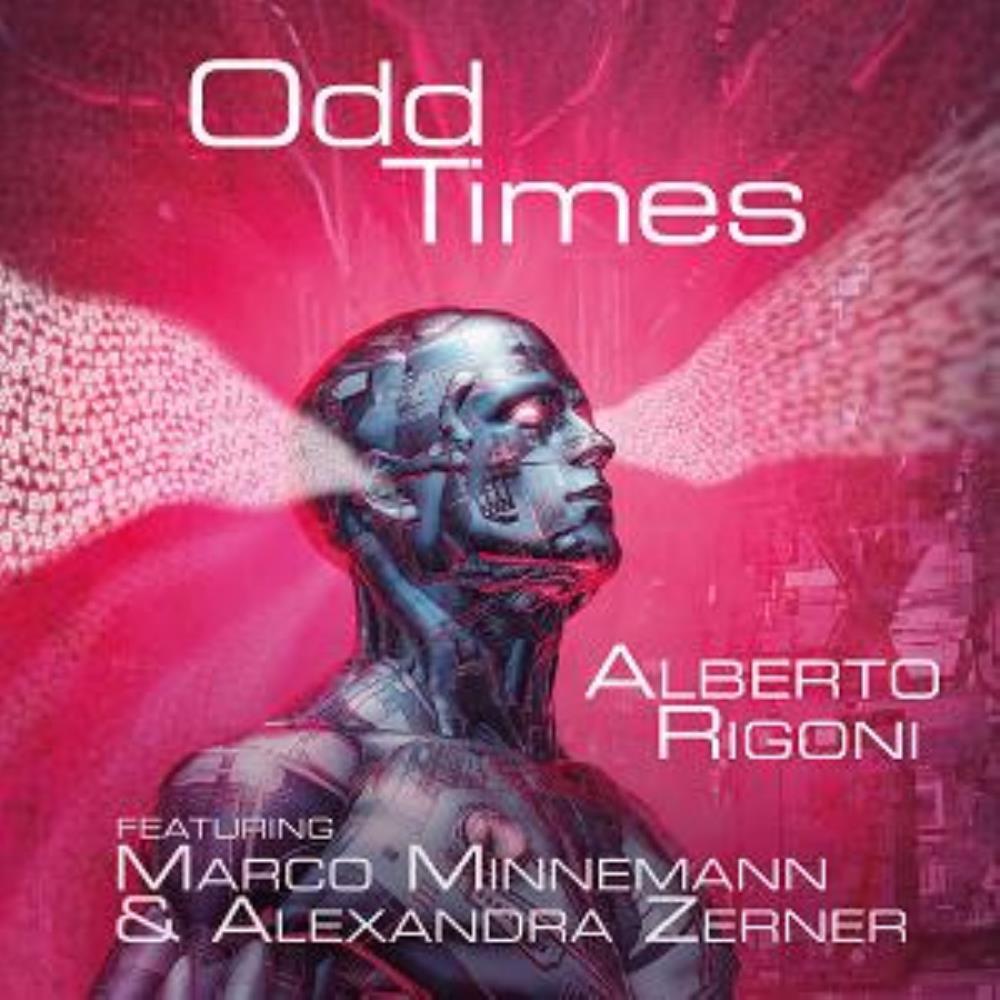 Odd Times (with Marco Minnemann & Alexandra Zerner) by RIGONI, ALBERTO album cover