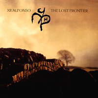 XII Alfonso - The Lost Frontier  CD (album) cover