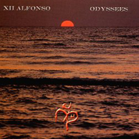 XII Alfonso - Odyssees CD (album) cover