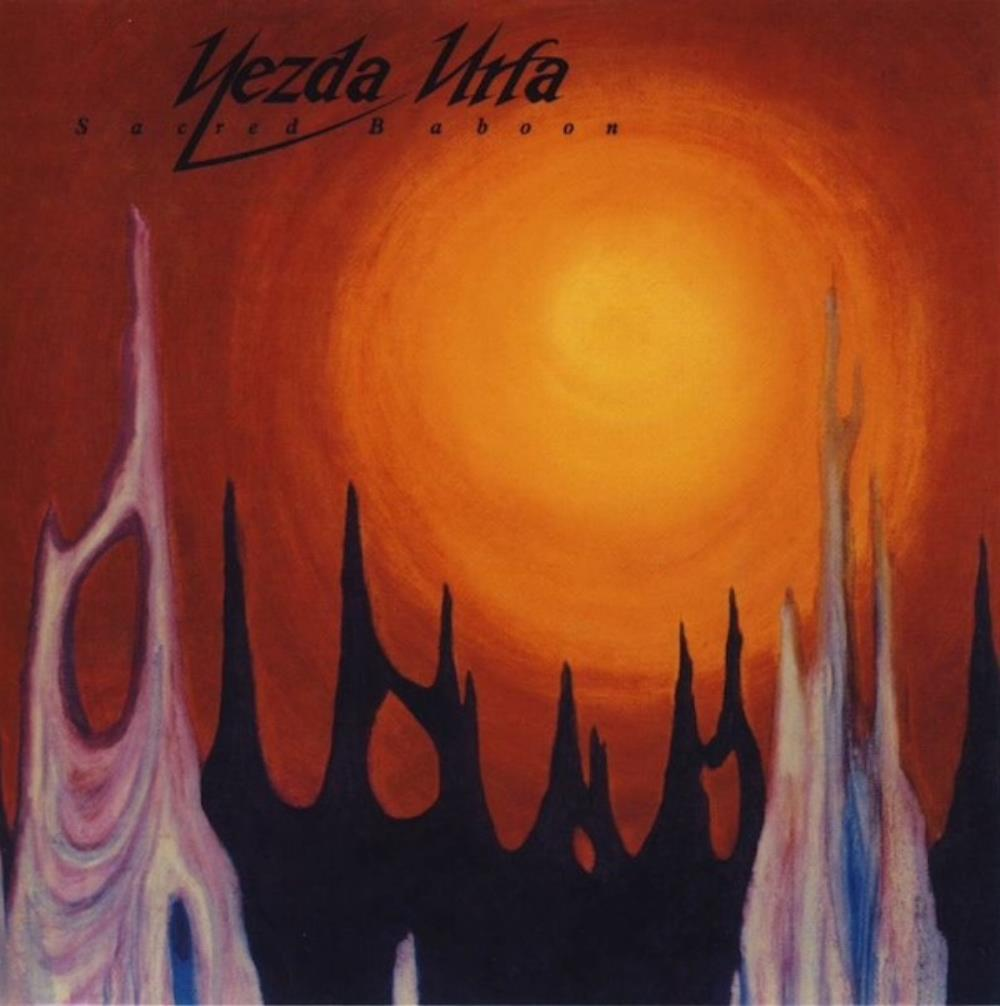 Yezda Urfa - Sacred Baboon CD (album) cover