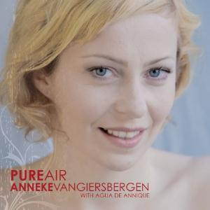 Pure Air by AGUA DE ANNIQUE album cover