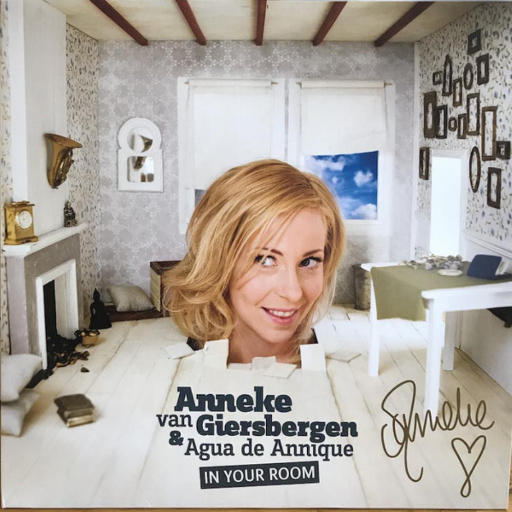 Anneke  Van Giersbergen Anneke & Agua de Annique: In Your Room album cover