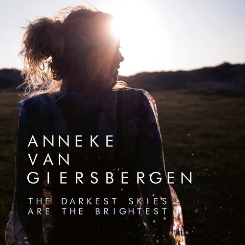 The Darkest Skies are the Brightest by VAN GIERSBERGEN, ANNEKE album cover