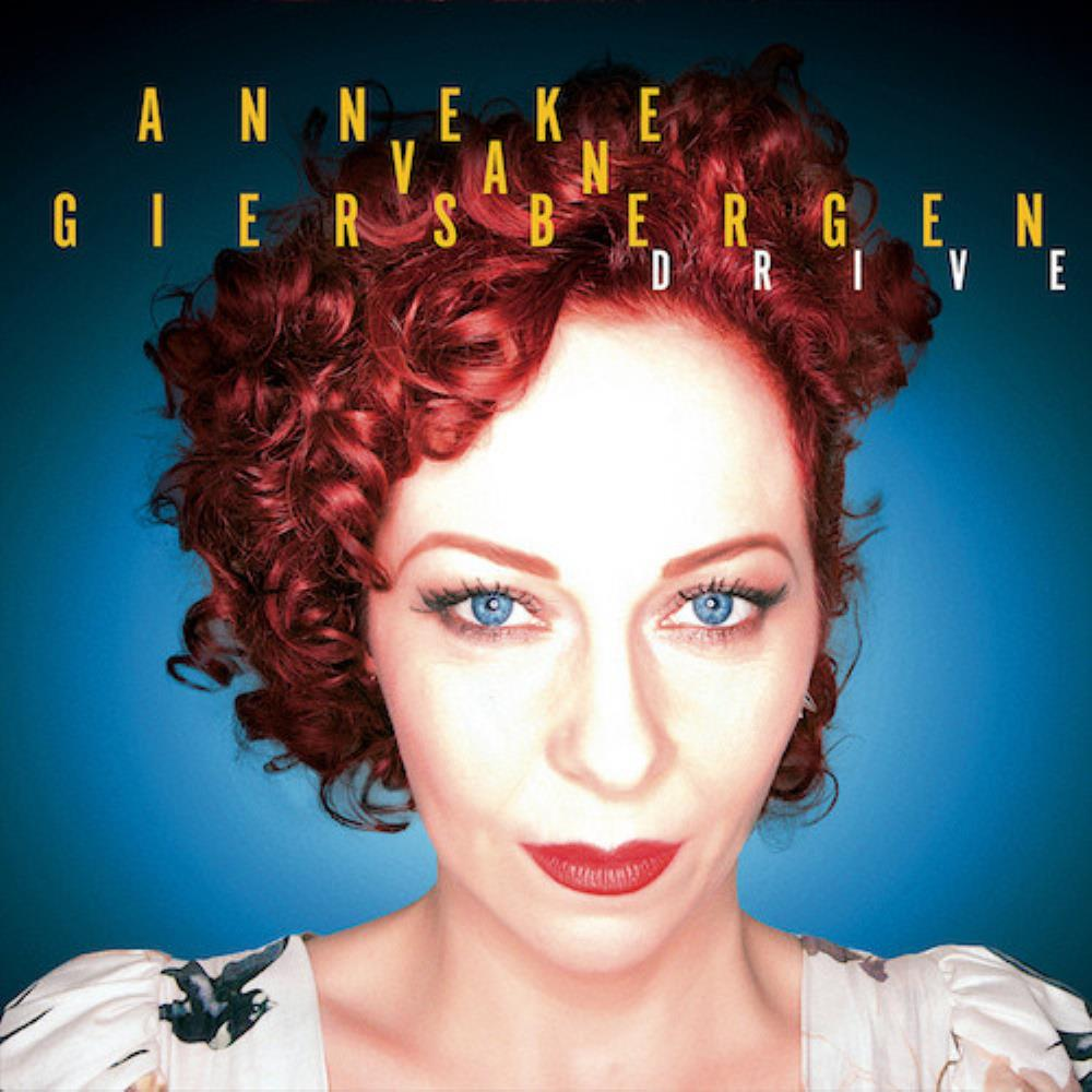 Drive (Anneke van Giersbergen) by VAN GIERSBERGEN, ANNEKE  album cover