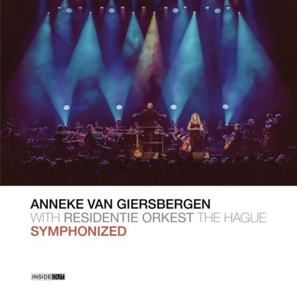 Symphonized by VAN GIERSBERGEN, ANNEKE album cover