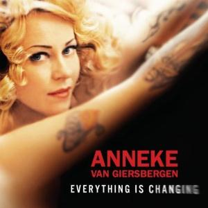 Agua de Annique Everything Is Changing album cover