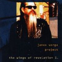 The Wings Of Revelation by JANOS V�RGA PROJECT album cover