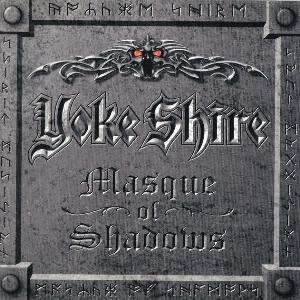 Yoke Shire - Masque of Shadows  CD (album) cover