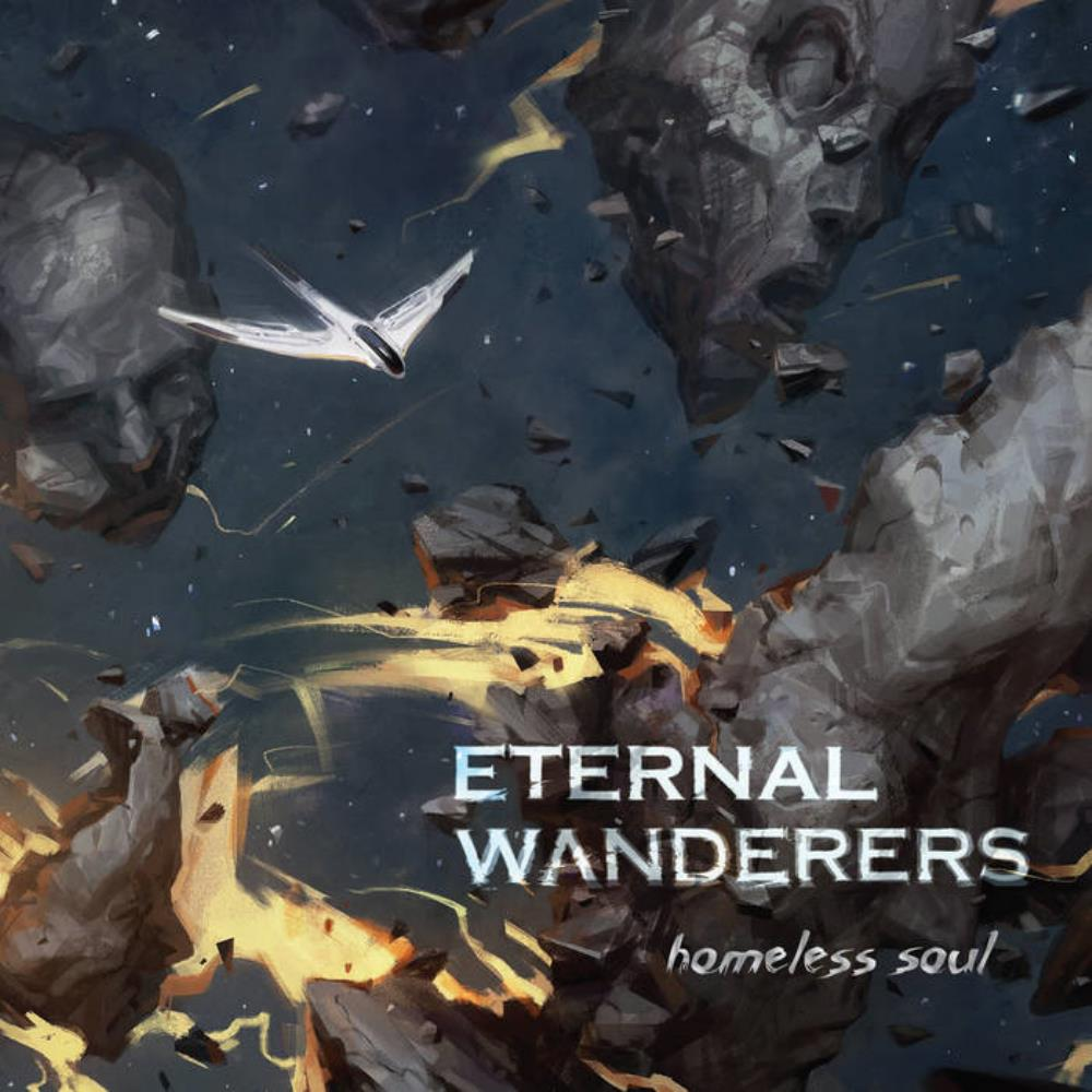 Homeless Soul by ETERNAL WANDERERS album cover