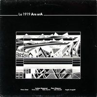 Ars srA by LA 1919 album cover