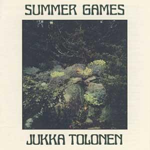 Jukka Tolonen Summer Games  album cover