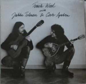 Jukka Tolonen Touch Wood [with Coste Apetrea] album cover