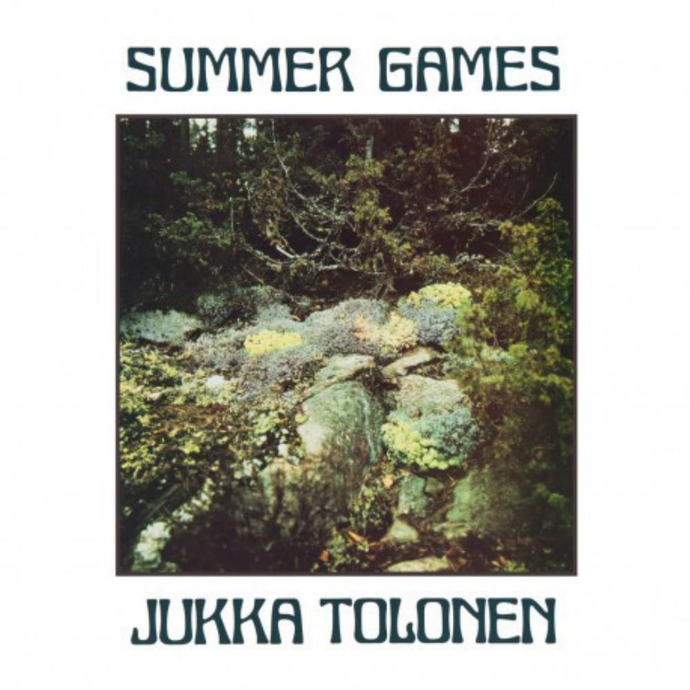 Jukka Tolonen - Summer Games CD (album) cover