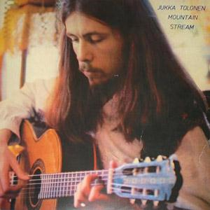 Jukka Tolonen Mountain Stream  album cover