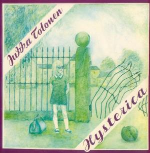 Jukka Tolonen - Hysterica CD (album) cover