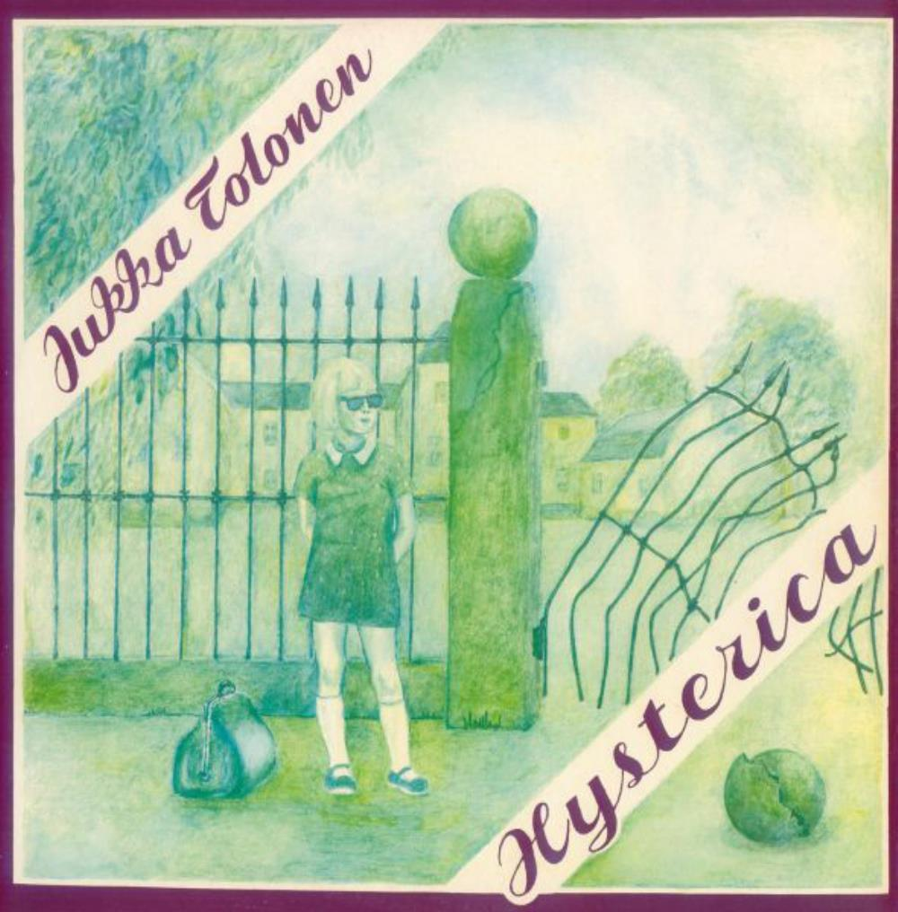 Hysterica by TOLONEN, JUKKA album cover