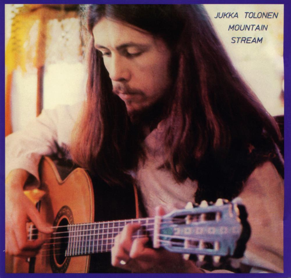 Jukka Tolonen - Mountain Stream CD (album) cover