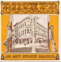On Any Street Corner by BUSKER album cover
