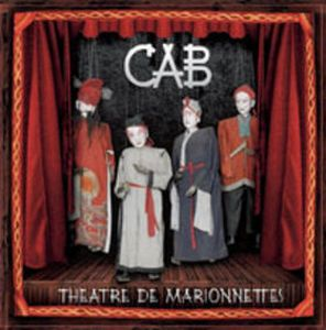 CAB - Theatre of Marionnettes CD (album) cover