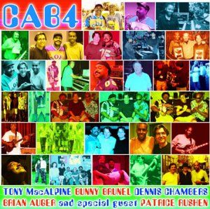 CAB CAB4 album cover