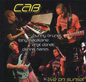 CAB Live On Sunset album cover