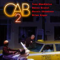 CAB - CAB 2 CD (album) cover