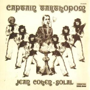 Jean Cohen-Solal - Captain Tarthopom  CD (album) cover