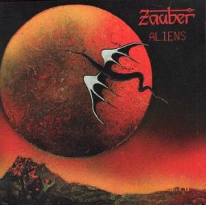 Aliens by ZAUBER album cover