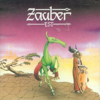 Est by ZAUBER album cover