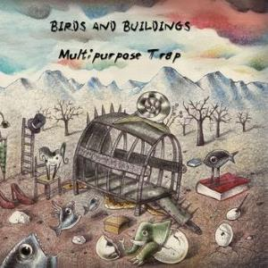 Birds And Buildings - Multipurpose Trap CD (album) cover