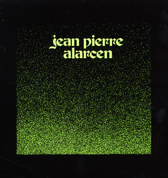 Jean-Pierre Alarcen - Jean-Pierre Alarcen CD (album) cover