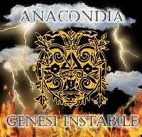 Anacondia Genesi Instabile album cover