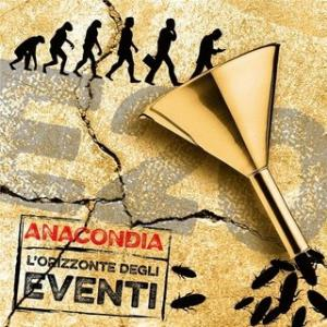 L'Orizzonte Degli Eventi by ANACONDIA album cover