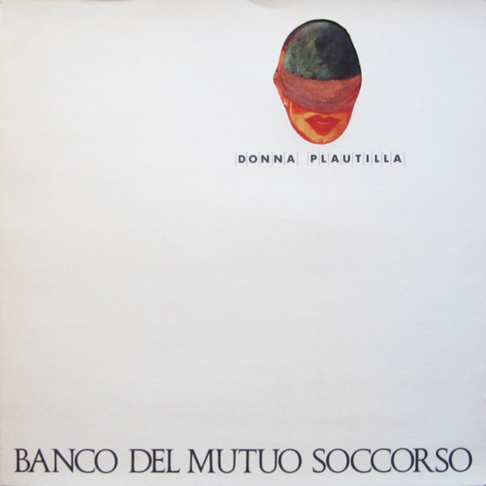 Donna Plautilla by BANCO DEL MUTUO SOCCORSO album cover