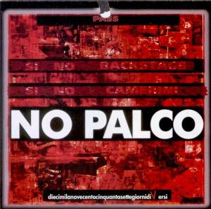 Banco Del Mutuo Soccorso - No Palco CD (album) cover