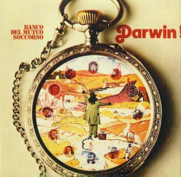 Banco Del Mutuo Soccorso Darwin! album cover