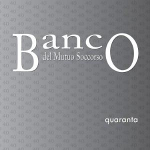 Banco Del Mutuo Soccorso Quaranta (Live Prog Exhibition 2010) album cover
