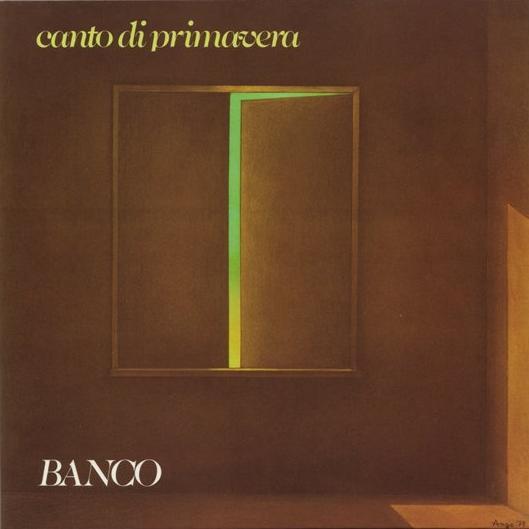 Banco Del Mutuo Soccorso Canto di primavera album cover